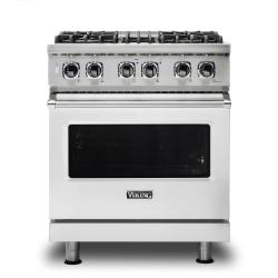 Brand: Viking, Model: VDR5304BGGLP, Fuel Type: Stainless Steel, Liquid Propane