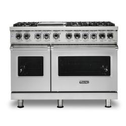 Brand: Viking, Model: VDR5486GDG, Fuel Type: Stainless Steel, Natural Gas