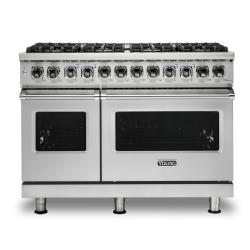 Brand: Viking, Model: VDR5488BWH, Fuel Type: Stainless Steel, Natural Gas