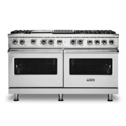 Brand: Viking, Model: VDR5606GQSBLP, Fuel Type: Stainless Steel, Liquid Propane