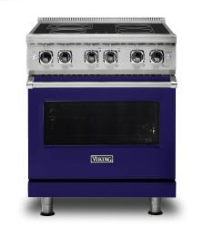 Brand: Viking, Model: VER5304BWH, Color: Cobalt Blue