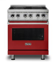 Brand: Viking, Model: VER5304BWH, Color: Apple Red