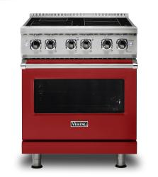 Brand: Viking, Model: VIR5304BBU, Color: Apple Red