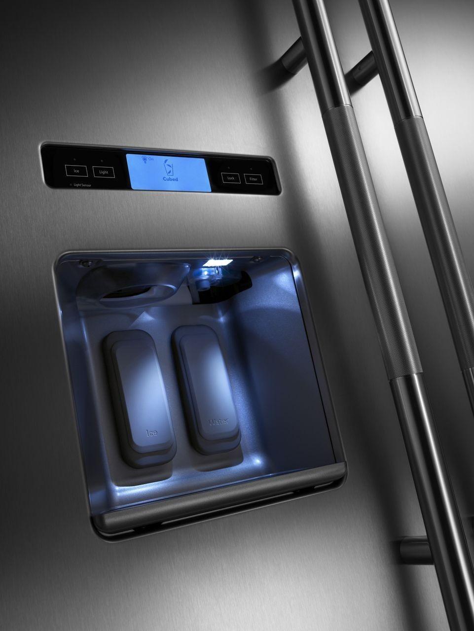 Js42ssdude Jenn Air Js42ssdude Side By Side Refrigerators