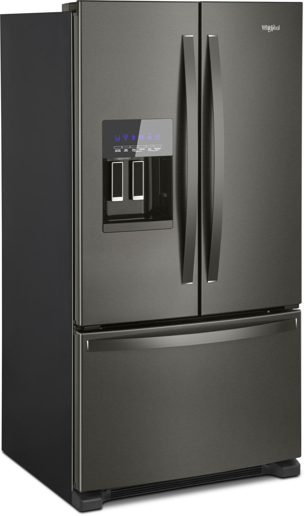 Wrf555sdfz Whirlpool Wrf555sdfz French Door Refrigerators