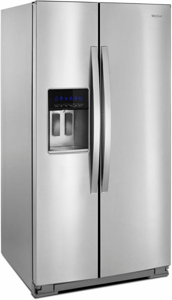 Wrs588fihv Whirlpool Wrs588fihv Side By Side Refrigerators