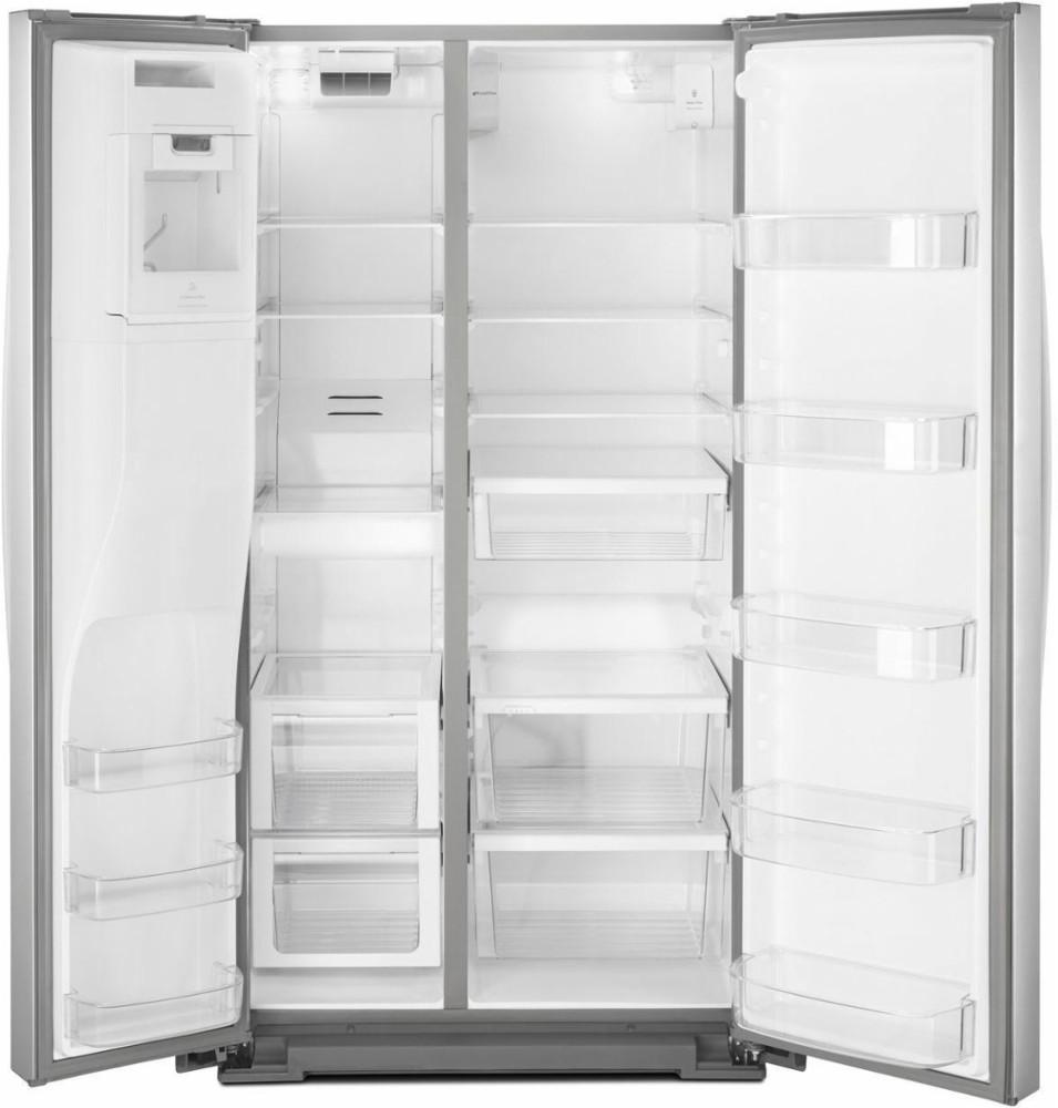 Wrs588fihz Whirlpool Wrs588fihz Side By Side Refrigerators