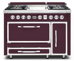 Brand: Viking, Model: TVDR4804GGB, Color: Bordeaux