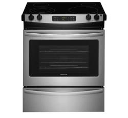 Brand: Frigidaire, Model: FFES3026TS, Color: Stainless Steel