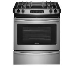 Brand: Frigidaire, Model: FFGS3026TS, Color: Stainless Steel