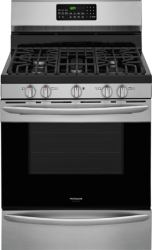 Brand: Frigidaire, Model: FGGF3059TD, Color: Stainless Steel