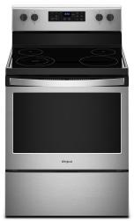 Brand: Whirlpool, Model: WFE510S0HS, Color: Stainless Steel