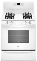 Brand: Whirlpool, Model: WFG510S0HW, Color: White