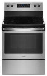 Brand: Whirlpool, Model: WFE505W0, Color: Fingerprint Resistant Stainless Steel