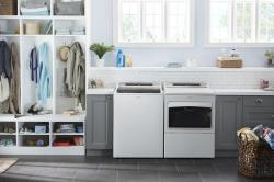 Brand: Whirlpool, Model: WED7500GW