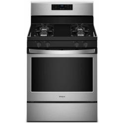 Brand: Whirlpool, Model: WFG510S0HW, Color: Fingerprint Resistant Stainless Steel