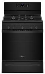 Brand: Whirlpool, Model: WFG525S0HW, Color: Black
