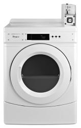 Brand: Whirlpool, Model: CED9150GW, Style: Vended