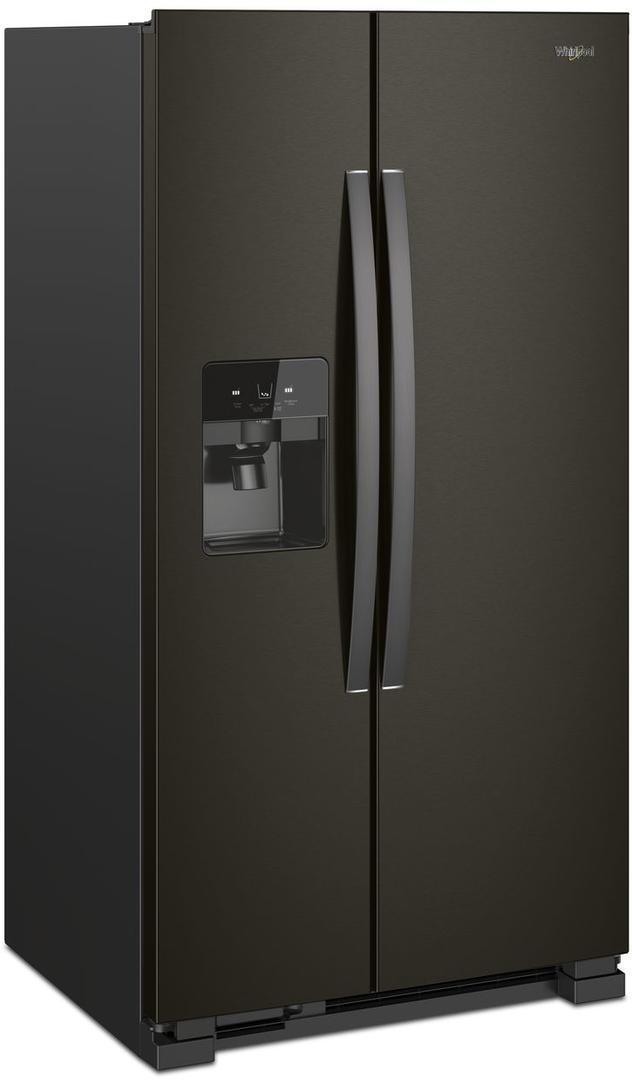 Wrs325sdh Whirlpool Wrs325sdh Side By Side Refrigerators