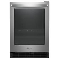 Brand: Whirlpool, Model: WUB50X24HZ, Color: Stainless Steel