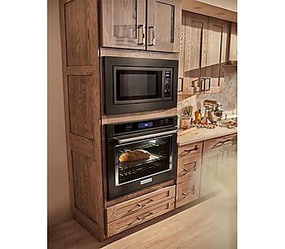 Kitchenaid Kmcc5015gss Countertop Convection Microwave