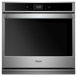 Brand: Whirlpool, Model: WOS72EC0HW, Color: Stainless Steel