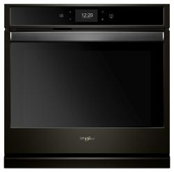 Brand: Whirlpool, Model: WOS72EC0HW, Color: Black Stainless Steel