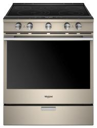 Brand: Whirlpool, Model: WEEA25H0HZ, Color: Fingerprint Resistant Sunset Bronze