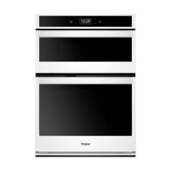 Brand: Whirlpool, Model: WOC75EC0HB, Color: White