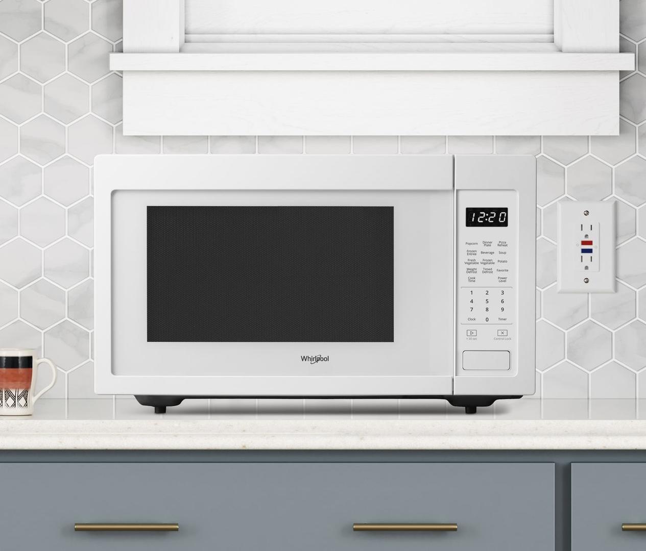 Wmc30516h Whirlpool Wmc30516h Countertop Microwaves