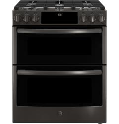 Brand: General Electric, Model: PGS960FELDS, Color: Black Stainless Steel