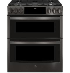 Brand: General Electric, Model: PGS960SELSS, Color: Black Stainless