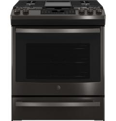 Brand: General Electric, Model: JGS760DELBB, Color: Black Stainless Steel