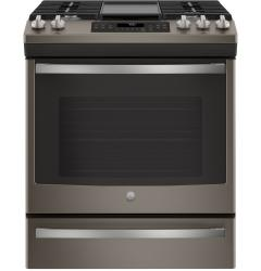 Brand: General Electric, Model: JGS760DELBB, Color: Slate