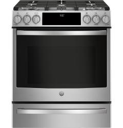 Brand: General Electric, Model: PGS930, Color: Stainless Steel
