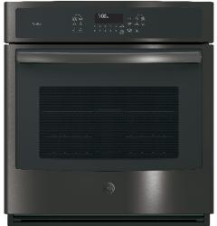 Brand: GE, Model: PK7000DFWW, Color: Black Stainless Steel