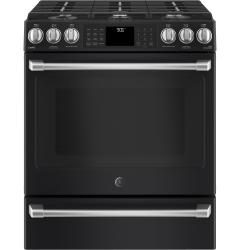 Brand: General Electric, Model: CGS986SELSS, Color: Black Slate