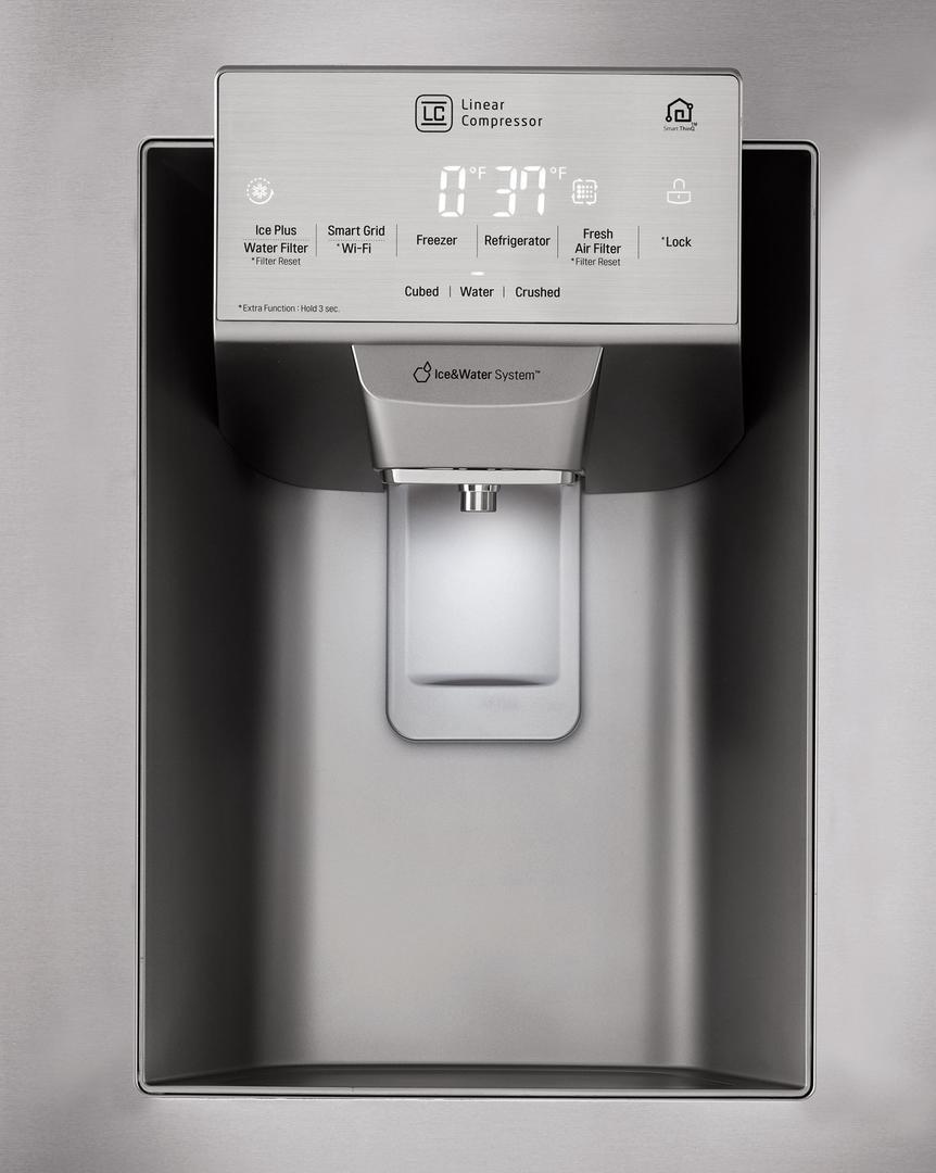 Lfxs28968s Lg Lfxs28968s French Door Refrigerators