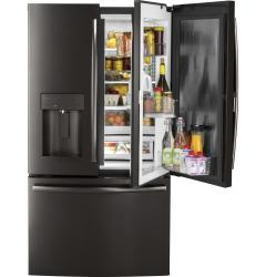 Brand: General Electric, Model: GFD28GBLTS, Color: Black Stainless Steel