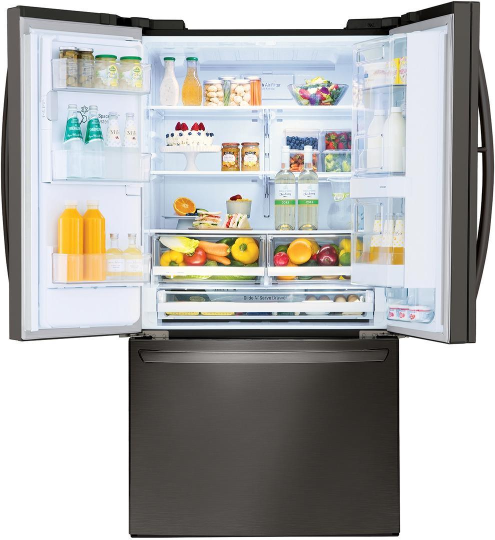 Lfxs28566 Lg Lfxs28566 French Door Refrigerators