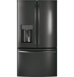 Brand: GE, Model: GYE22H, Color: Black Stainless Steel