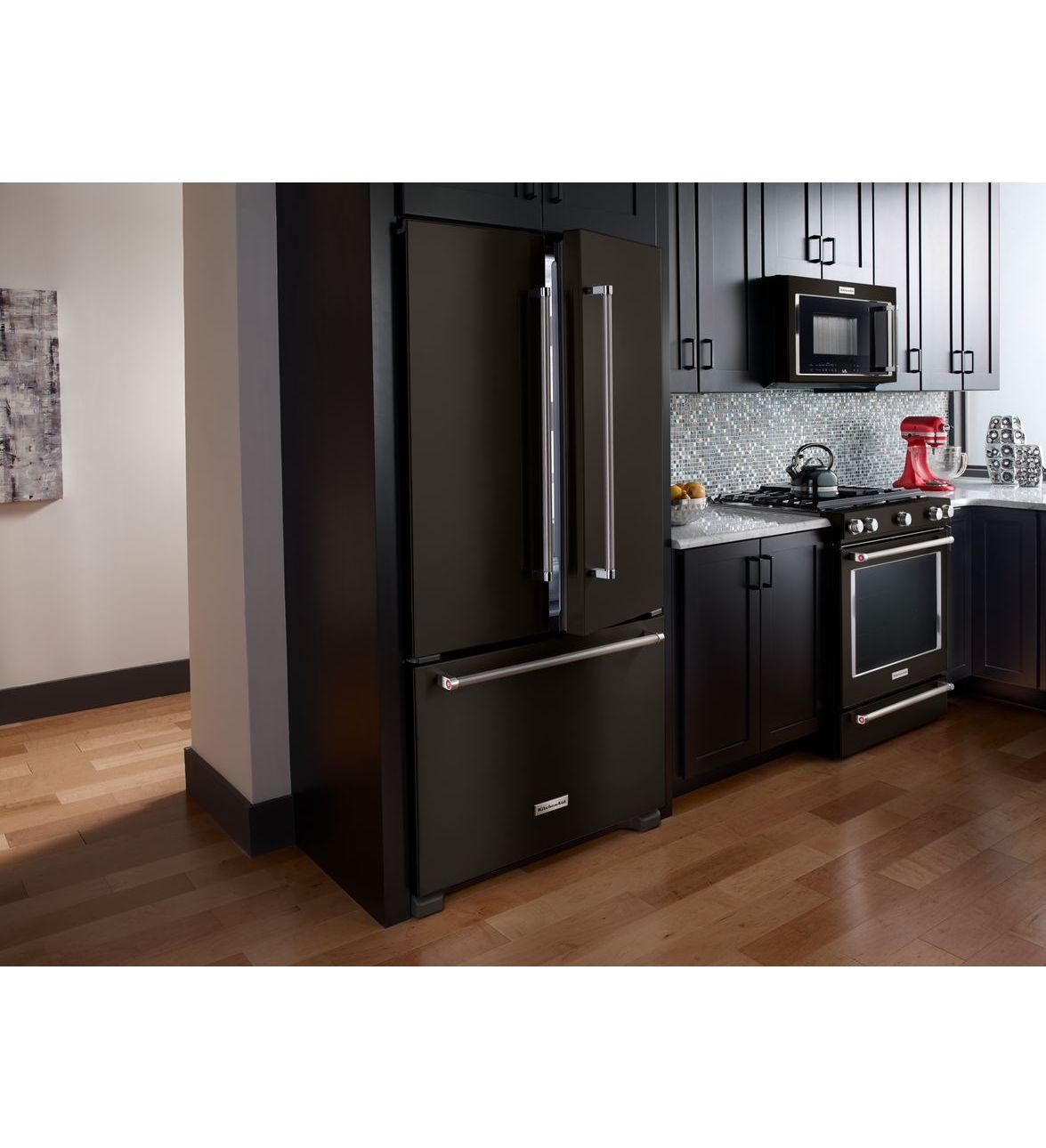 Kitchenaid Krfc302ess 22 Cu Ft 36 Inch Width Counter
