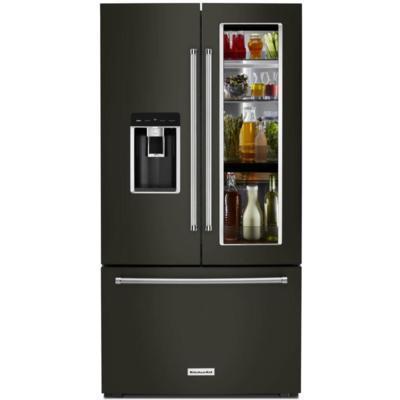 Krfc804g Kitchenaid Krfc804g French Door Refrigerators