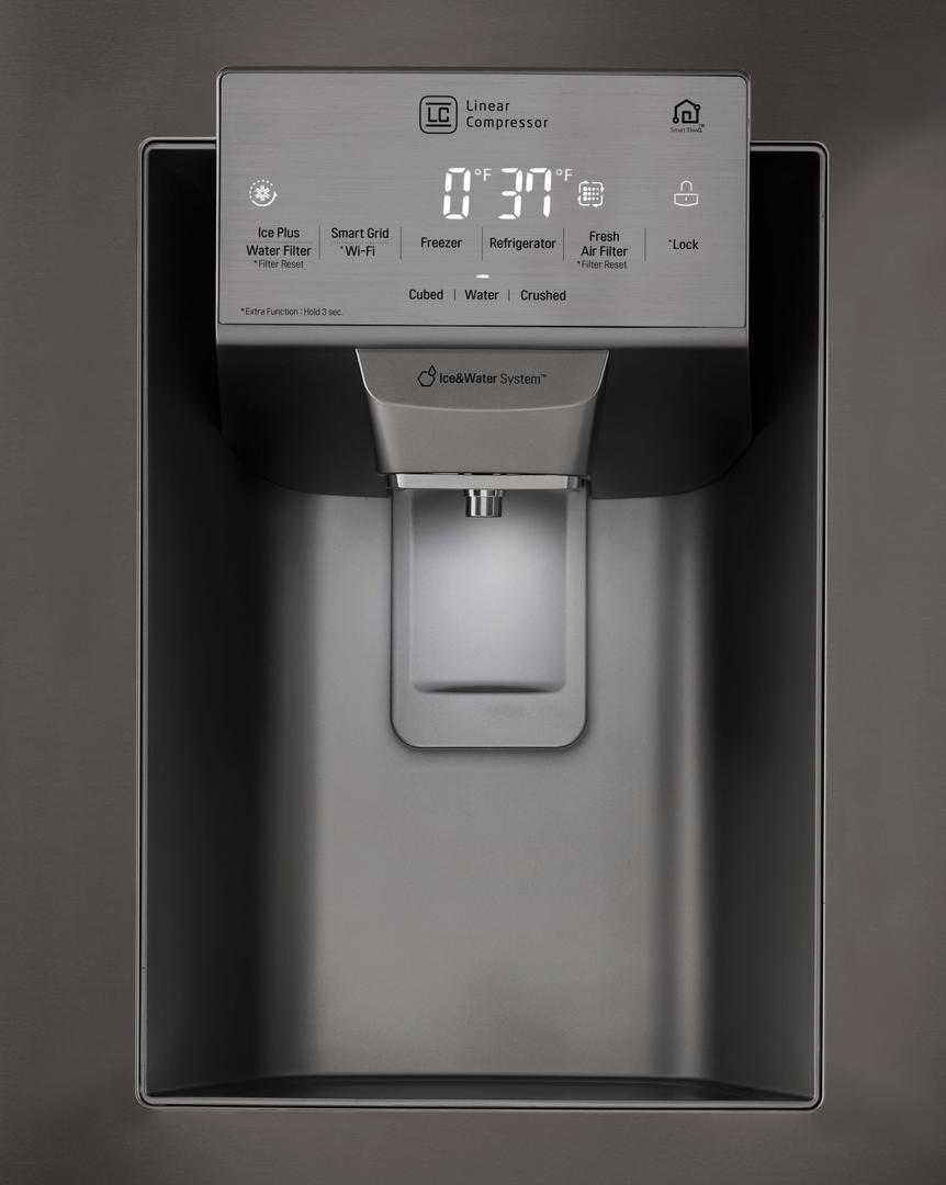Lmxs28626d Lg Lmxs28626d French Door Refrigerators