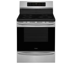 Brand: Frigidaire, Model: FGIF3036TF, Color: Stainless Steel