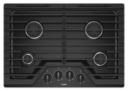 Brand: Whirlpool, Model: WCG55US0HW, Color: Black
