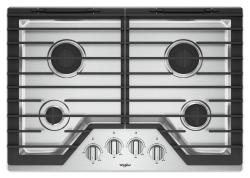 Brand: Whirlpool, Model: WCG55US0HW, Color: Stainless Steel