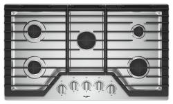 Brand: Whirlpool, Model: WCG55US6HB, Color: Stainless Steel