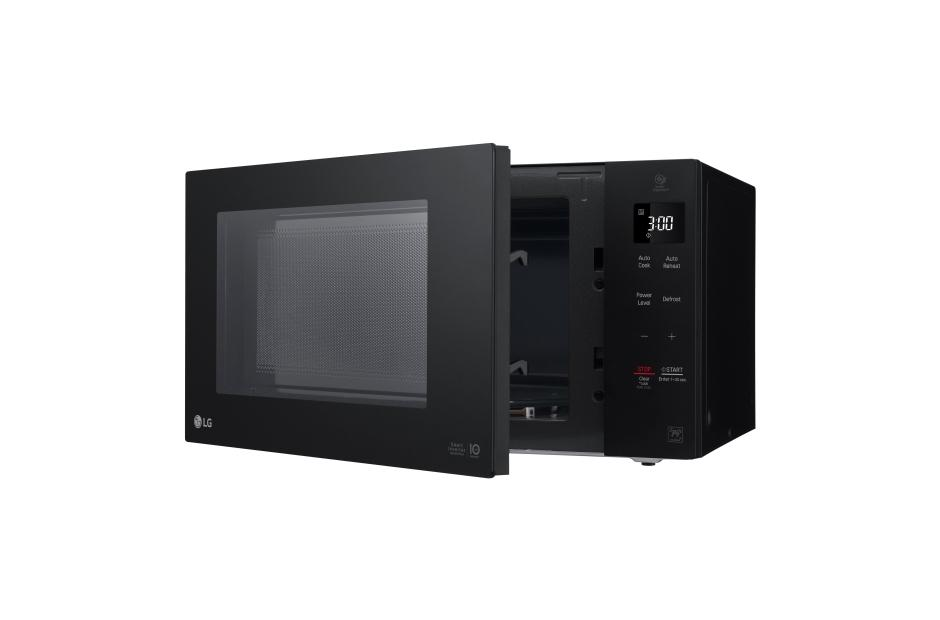 Lg Lmc1275sb 1 2 Cu Ft Neochef Countertop Microwave With