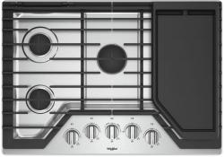 Brand: Whirlpool, Model: WCG97US0HS